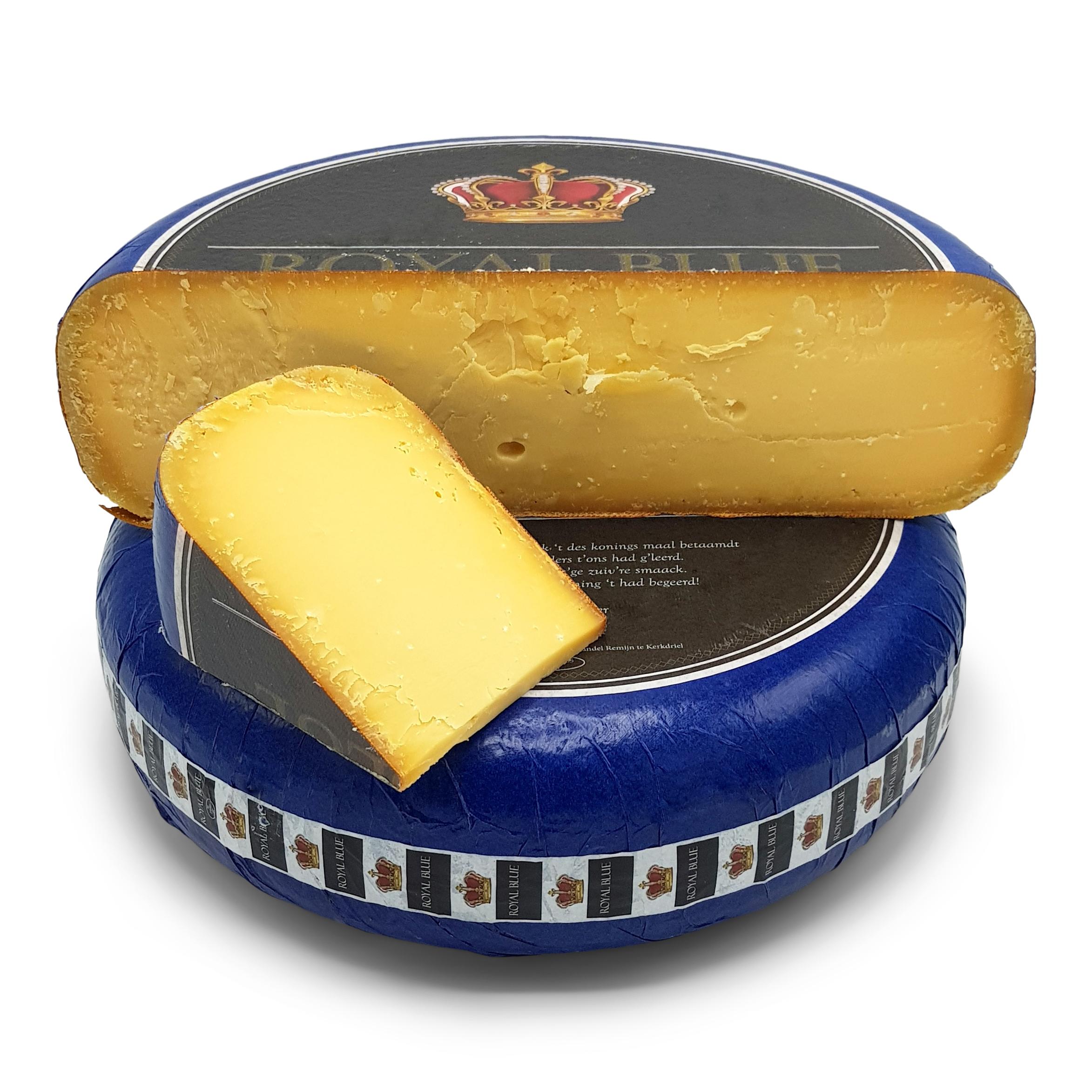 Overjarige kaas (+/- 1 tot 2 jaar gerijpt)
