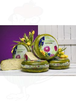 Spring blend cheese