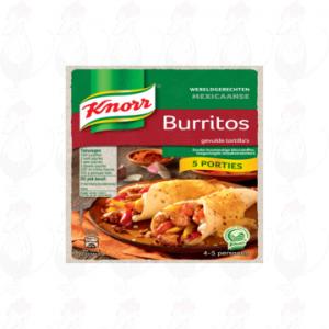 Knorr Wereldgerecht Burritos XXL