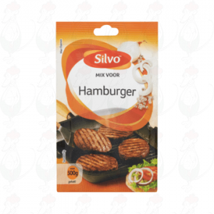 Silvo Mix voor Hamburger 40g