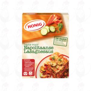 Honig Basis voor Napolitaanse Lasagne Saus 88g