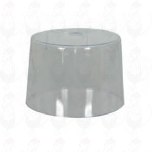 Bell jar for cheese curler with metal plate and curler with cutter
