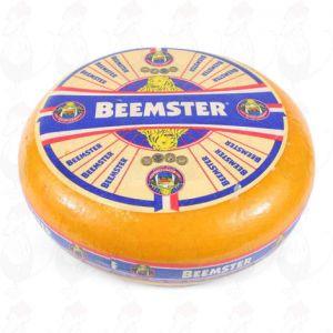Fromage affiné Beemster | Fromage Gouda de qualité supérieure | Fromage entier 12 kilo