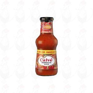 Calvé BBQsaus 320 gram