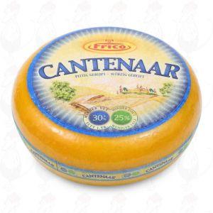 Fromage Cantenaar 30+ - Holland Master   Fromage Gouda de qualité supérieure   Fromage entier 11 kilo