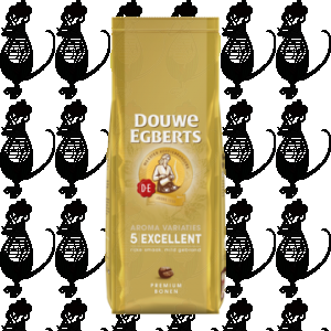 Douwe Egberts Excellent arome bonen | 500 Gramm