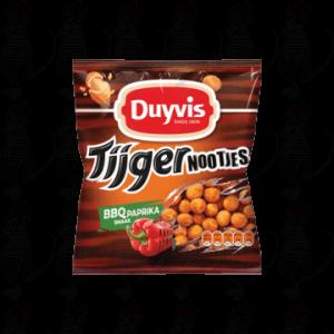 Duyvis Tijgernootjes BBQ Paprika Smaak 280g