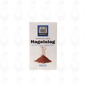 Fair Trade Original Chocolade hagelslag Melk 400 grams