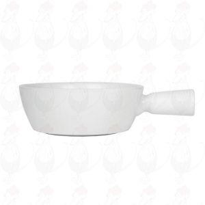 Caquelon à fondue Bianco