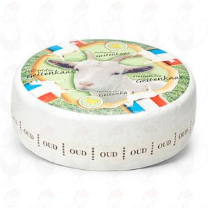 Vieux fromage de chèvre   Fromage entier 8,2 kilo