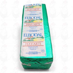 Tilsiter Havarti | Entire cheese 8 kilo / 17.6 lbs