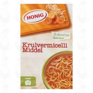 Honig Krulvermicelli Middel 250g