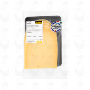 Sliced cheese Wapenaer Matured 48+ | 200 grams in slices