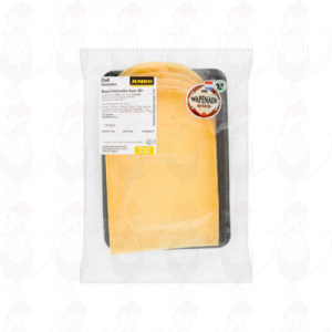 Sliced cheese Wapenaer Old 48+ | 200 grams in slices