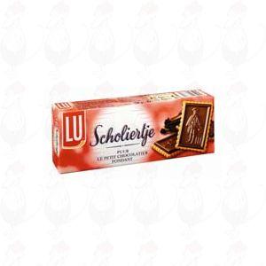 LU Scholiertje Puur 150 grams 12 biscuits