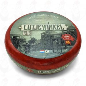 NH Lutjewinkel 1916 Spicy and Creamy   Entire cheese 12 kilo / 26.4 lbs