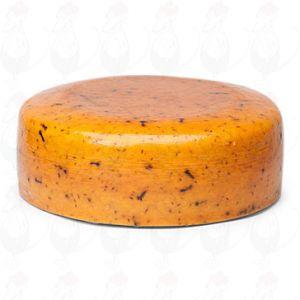 Vieux fromage frison aux clous de girofle   Fromage Gouda de qualité supérieure   Fromage entier 10 kilo