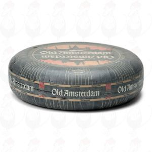 Fromage Old Amsterdam | Fromage Gouda de qualité supérieure | Fromage entier 11 kilo