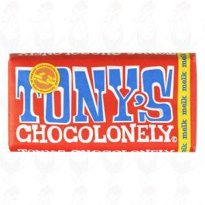 Tony's Chocolonely Melk - 180gr.