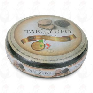 Fromage à la truffe | Fromage Gouda de qualité supérieure | Fromage entier 5 kilo