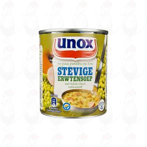 Unox Stevige erwtensoep 800 ml