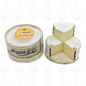 Vacherin Mont-d'Or AOP | 400 grams