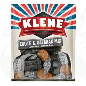 Klene Zoute & Salmiak Mix 300g