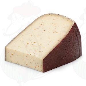 Bauernkäse - 30+ Magerkäse mit Kreuzkümmel | Premium Qualität