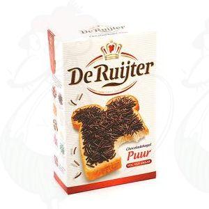 De Ruiter chocoladehagel Puur