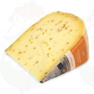 Fenugreek Gouda Organic Biodynamic cheese - Demeter