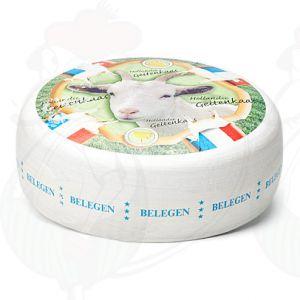 Fromage de chèvre affiné   Fromage Gouda de qualité supérieure   Fromage entier 10,5 kilo