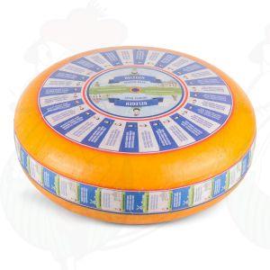 Fromage Gouda affiné | Qualité supérieure Fromage Gouda | Fromage entier 12 kilo