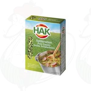 Hak Spliterwten gedroogd - 500 grams