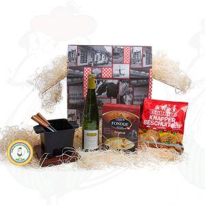 Varied tapas fondue gift package - Dutch