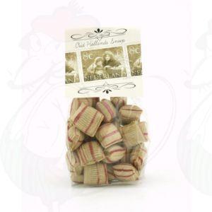 Zimt Kissen   Alte holländische Süßigkeiten   125 Gramm