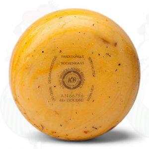 Gouda Geheimratskäse Tomate Olive, 900 gr | Premium Qualität