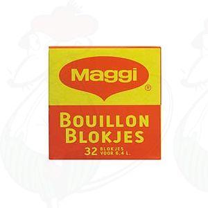 Maggi Bouillon blokjes 32 blokjes - 128 gram
