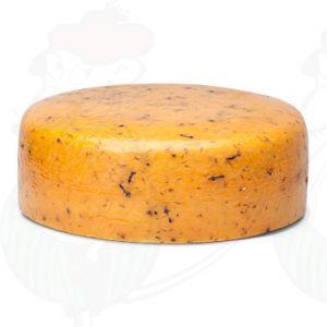 Fromage frison aux clous de girofle affiné   Fromage Gouda de qualité supérieure   Fromage entier 7,9 kilo / 17.4 lbs