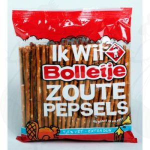 Bolletje Salty Pepsels 150 grams