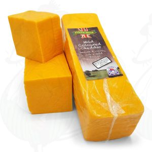Red Cheddar cheese - Mild