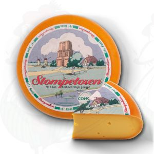 Stompetoren Matured | North Holland cheese