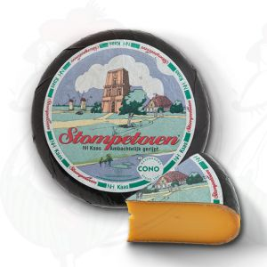 Stompetoren Old | North Holland cheese