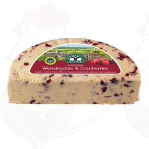 Wensleydale cranberries